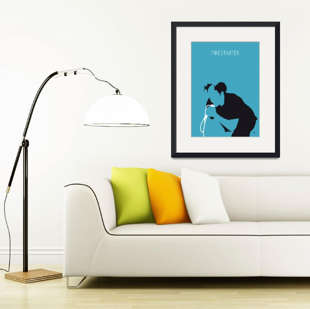 """No045 MY The Prodigy Minimal Music posteR""  by Chungkong"