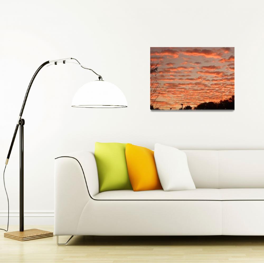 """""""Beautiful Mackerel Sky&quot  by Trinityphotos"""