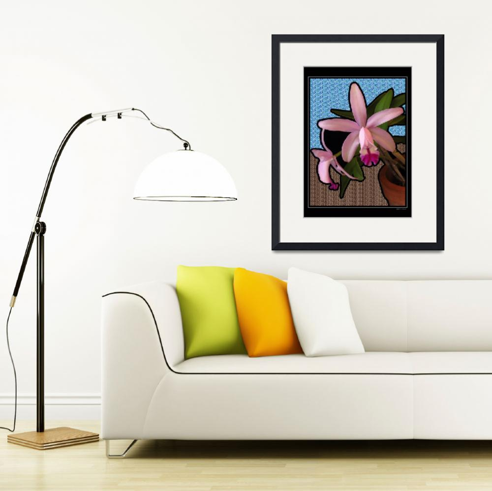 """""""Orchid Carnaval&quot  (2007) by kruin"""