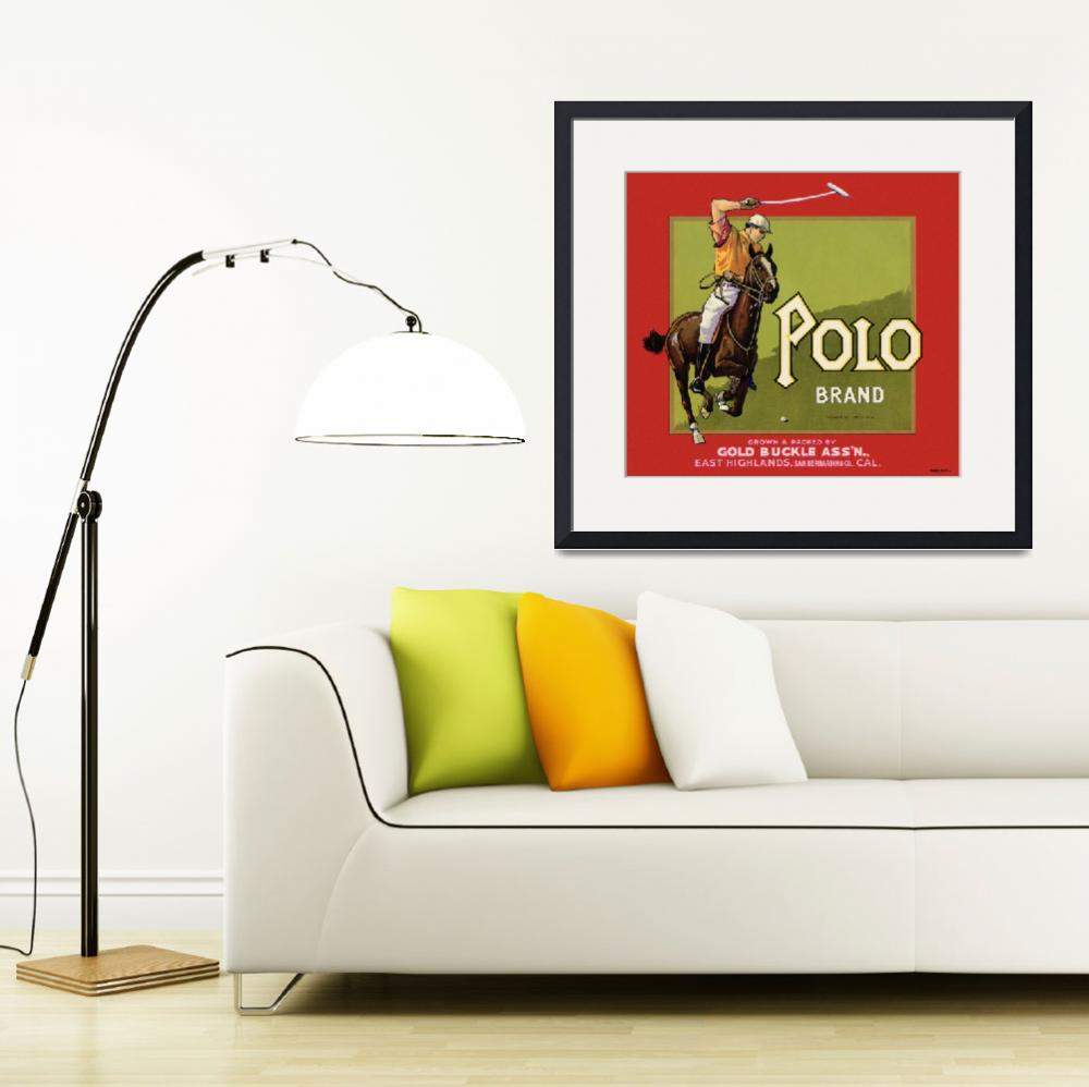 """""""Polo&quot  (2010) by dalidayna"""