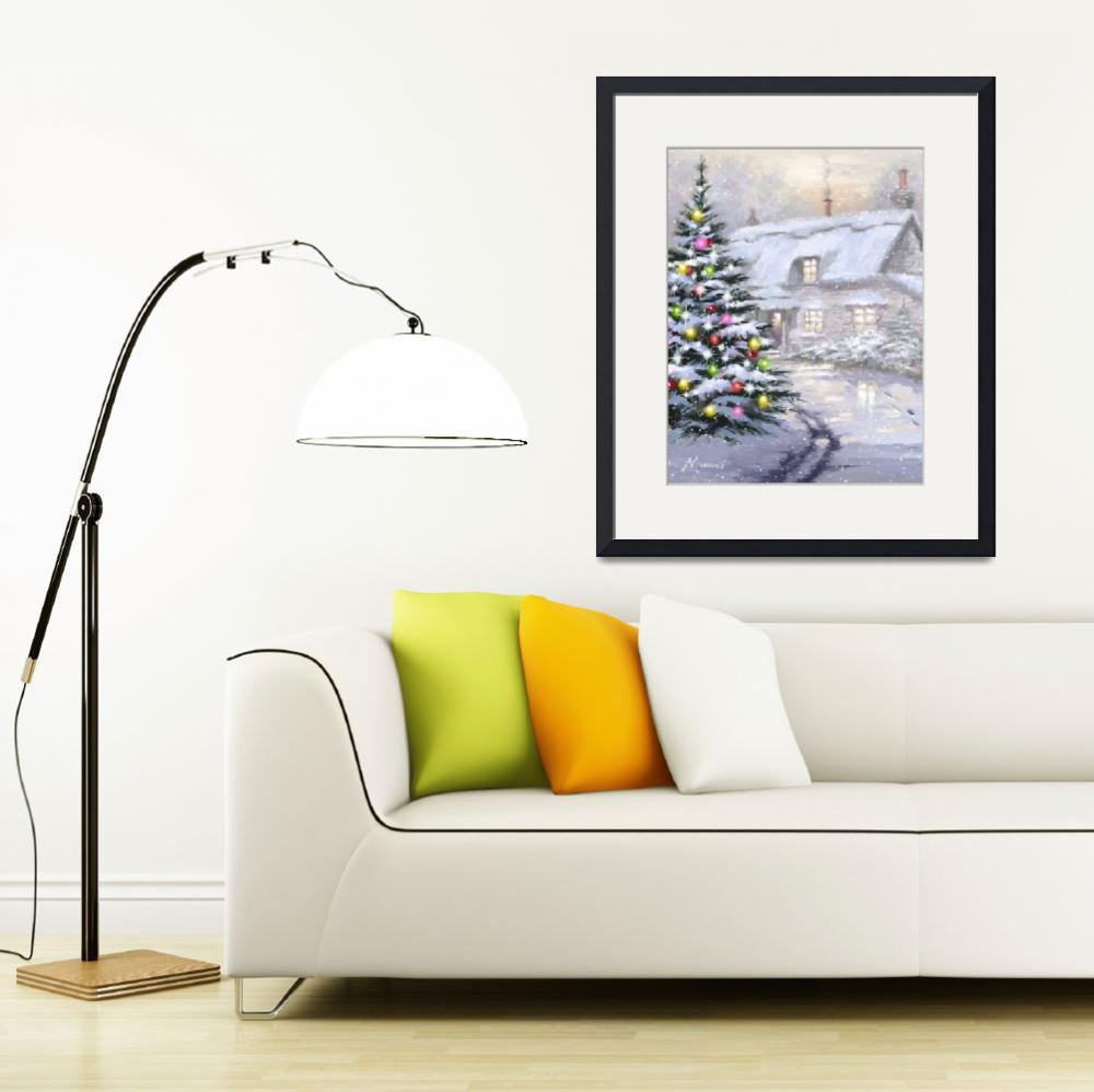 """""""Cottage&quot  by artlicensing"""