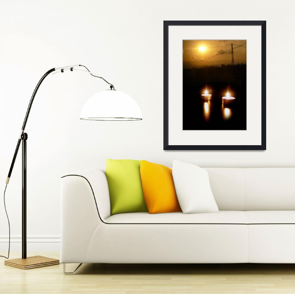 """""""Two lights&quot  by luciavalero"""