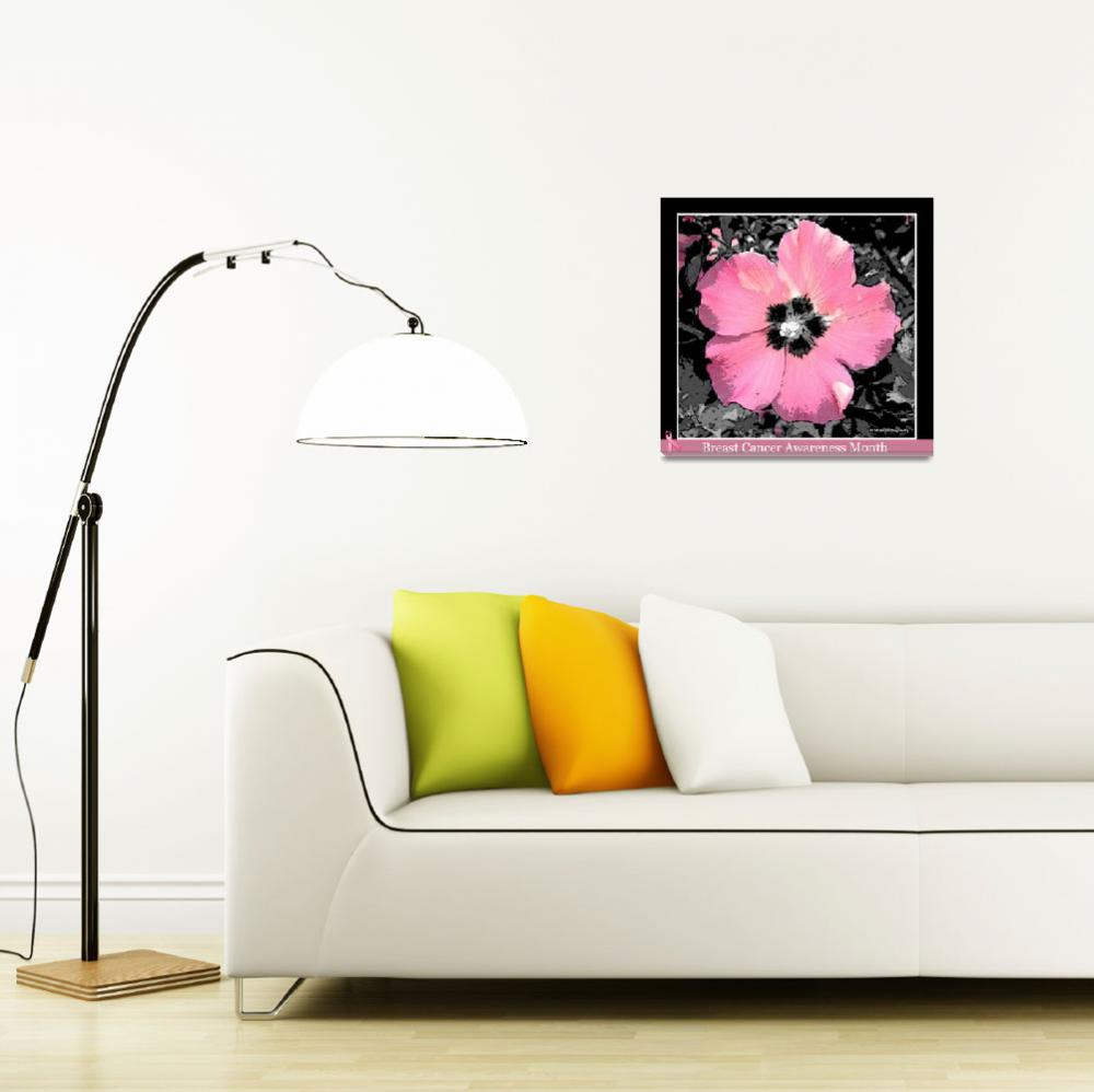 """""""Breast Cancer Awareness""""  (2010) by MHP-Photography"""