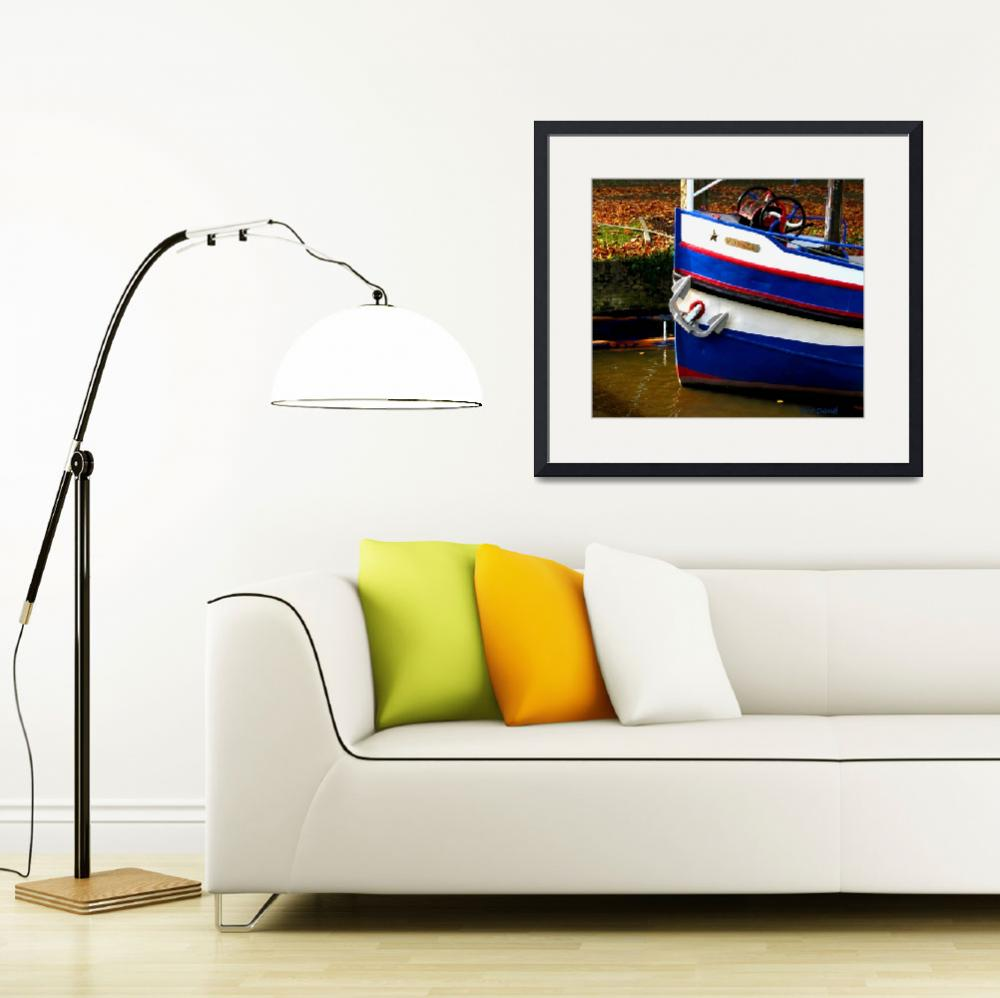 """""""Dutch boat colors&quot  (2005) by nicoindo"""