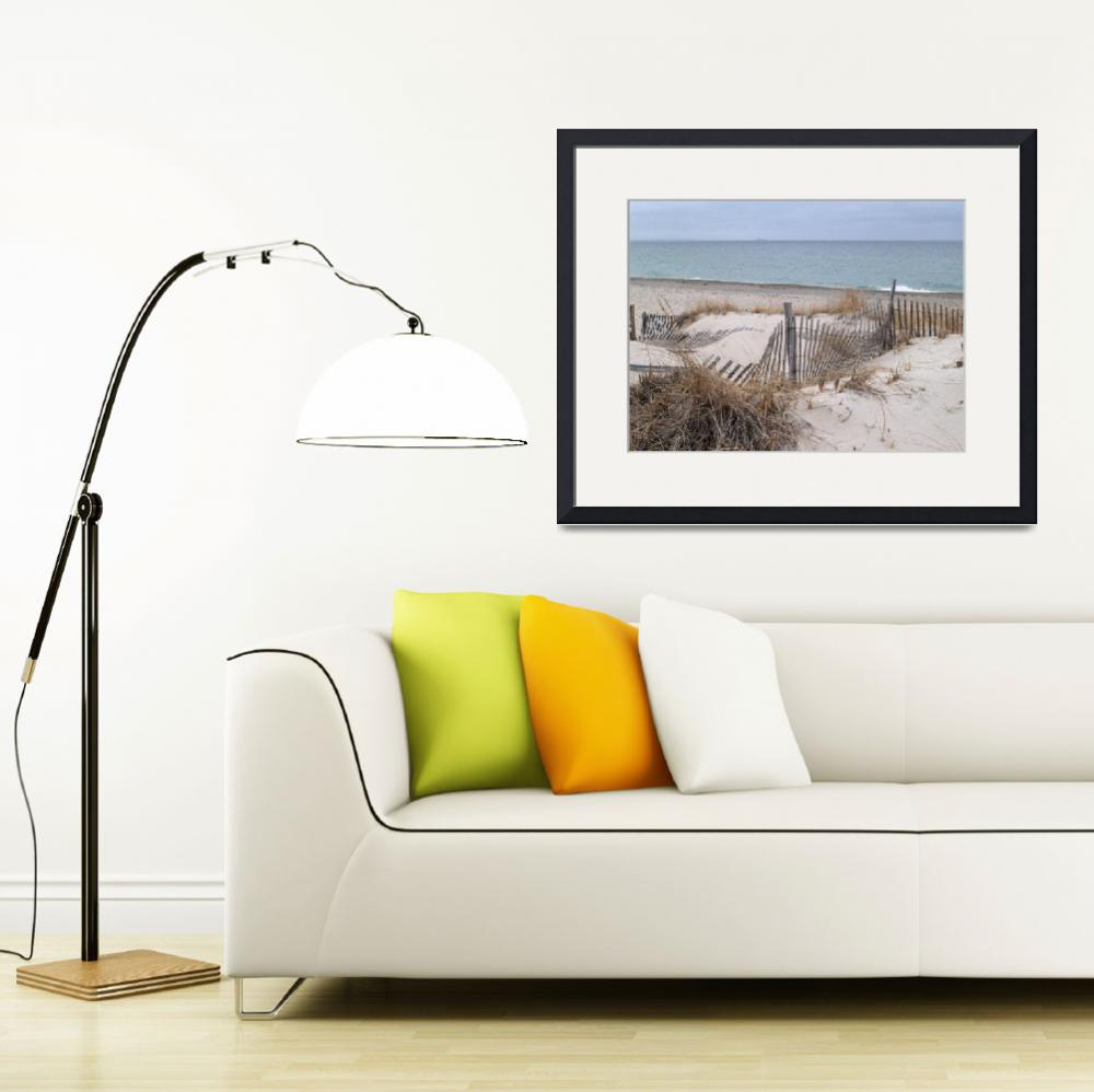 """""""Sandy Neck Beach, Cape Cod&quot  by kellypuffs"""