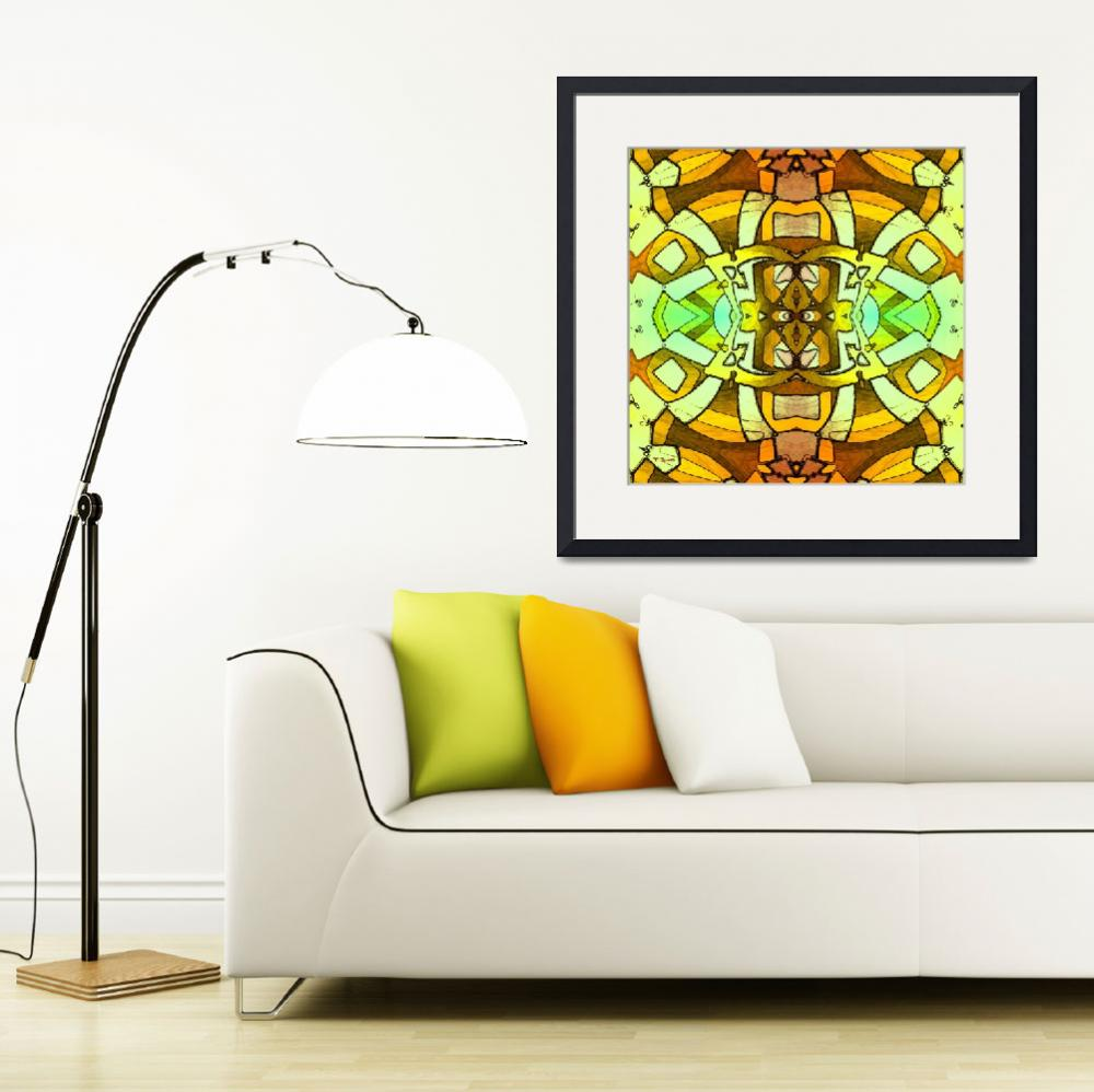 """""""Symmetry 19""""  (2012) by Chicagoartist1"""