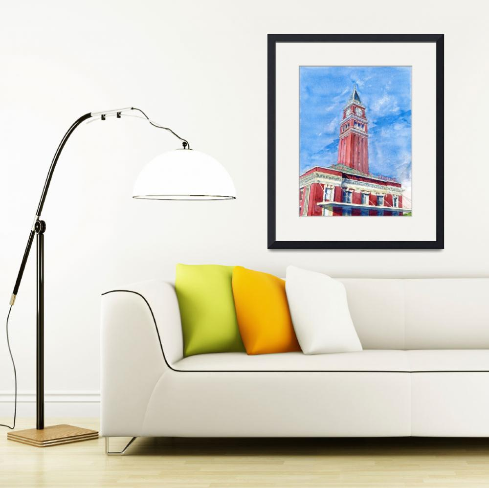 """""""King Street Station&quot  (2011) by ShaSha"""