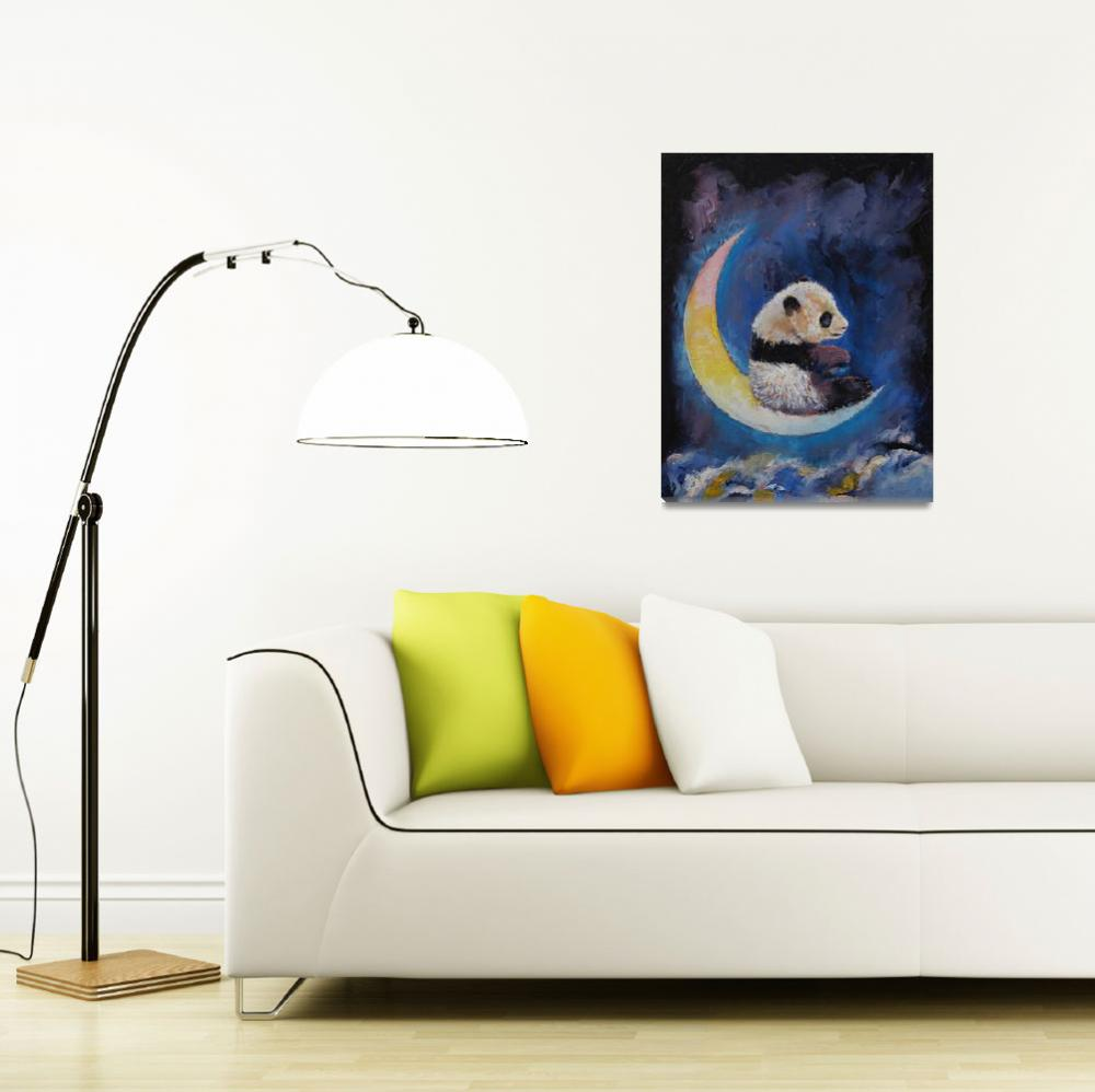 """""""Crescent Moon&quot  by creese"""