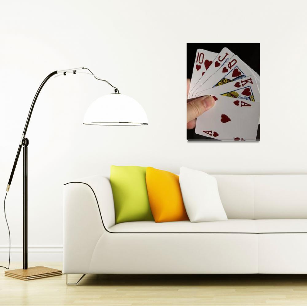 """Poker 2""  (2008) by Albertphoto"