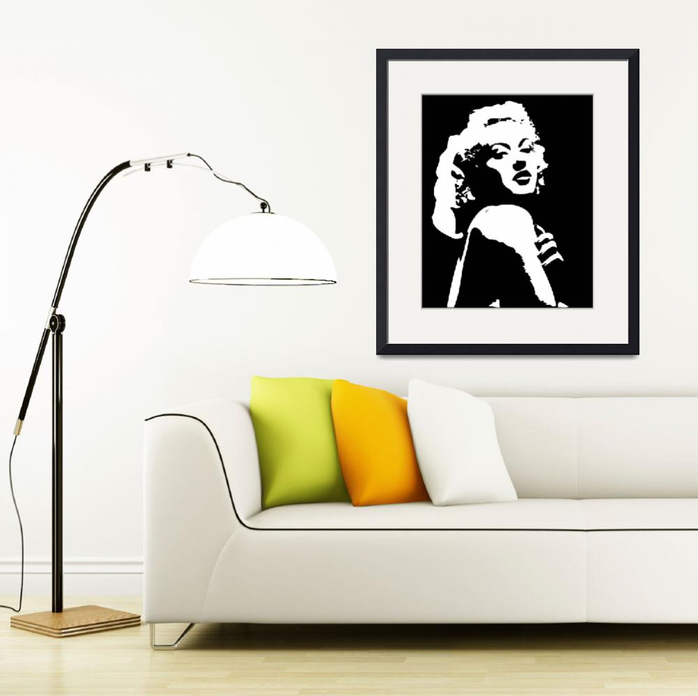 """Betty Grable - an Icon&quot  (2010) by Becpuss"