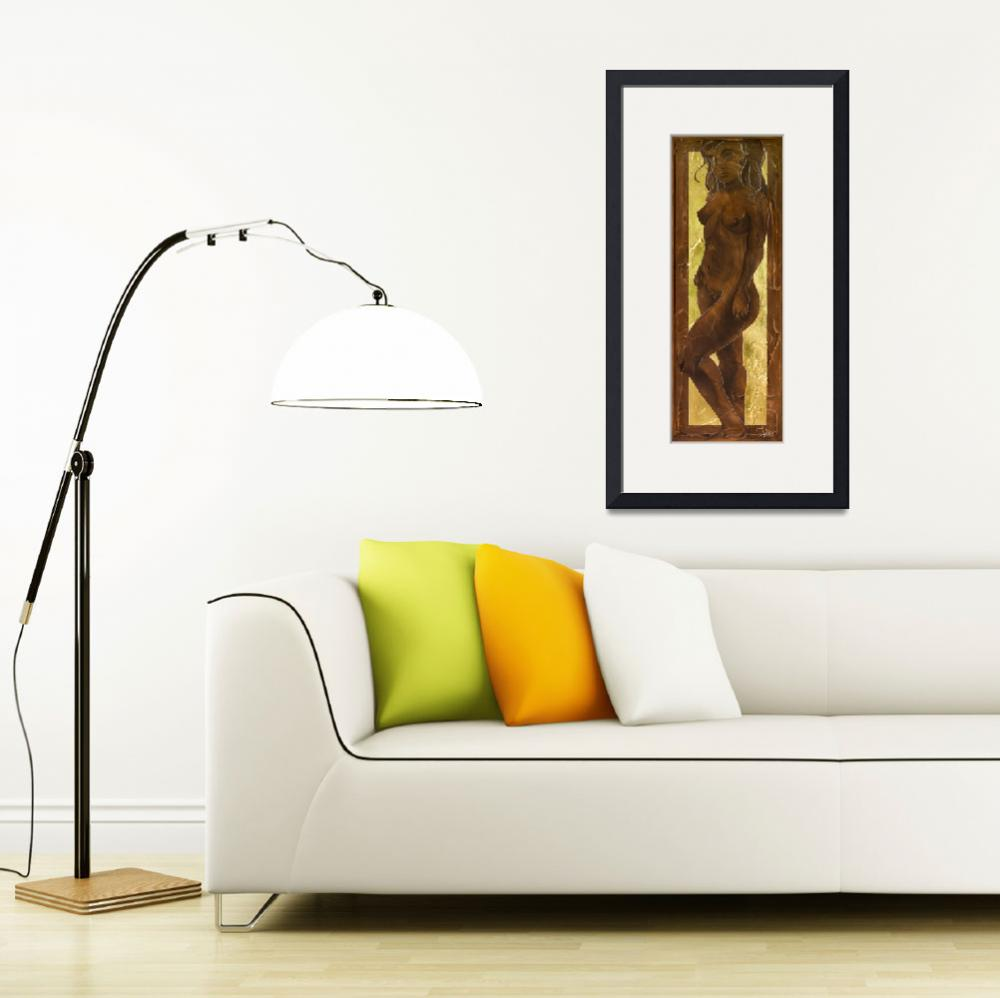 """""""Basking In The Glow&quot  (2008) by HoedlGicleeFineArtPrints"""