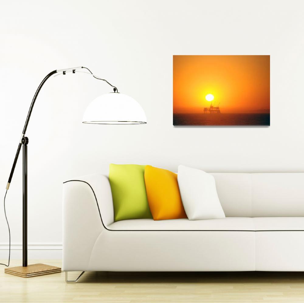 """HB Sunset&quot  by carolspics"