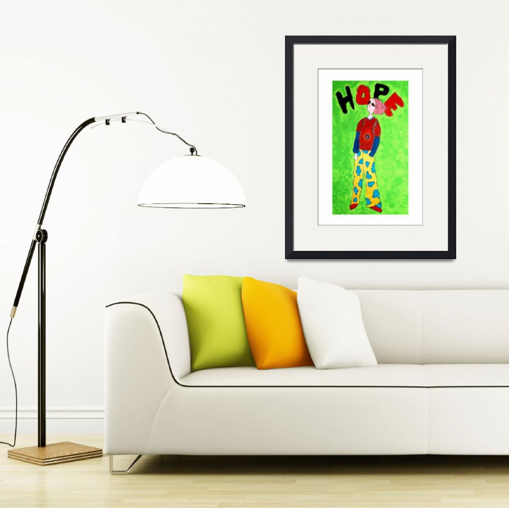 """""""hope&quot  (2007) by ExhaleDesignsCollection"""