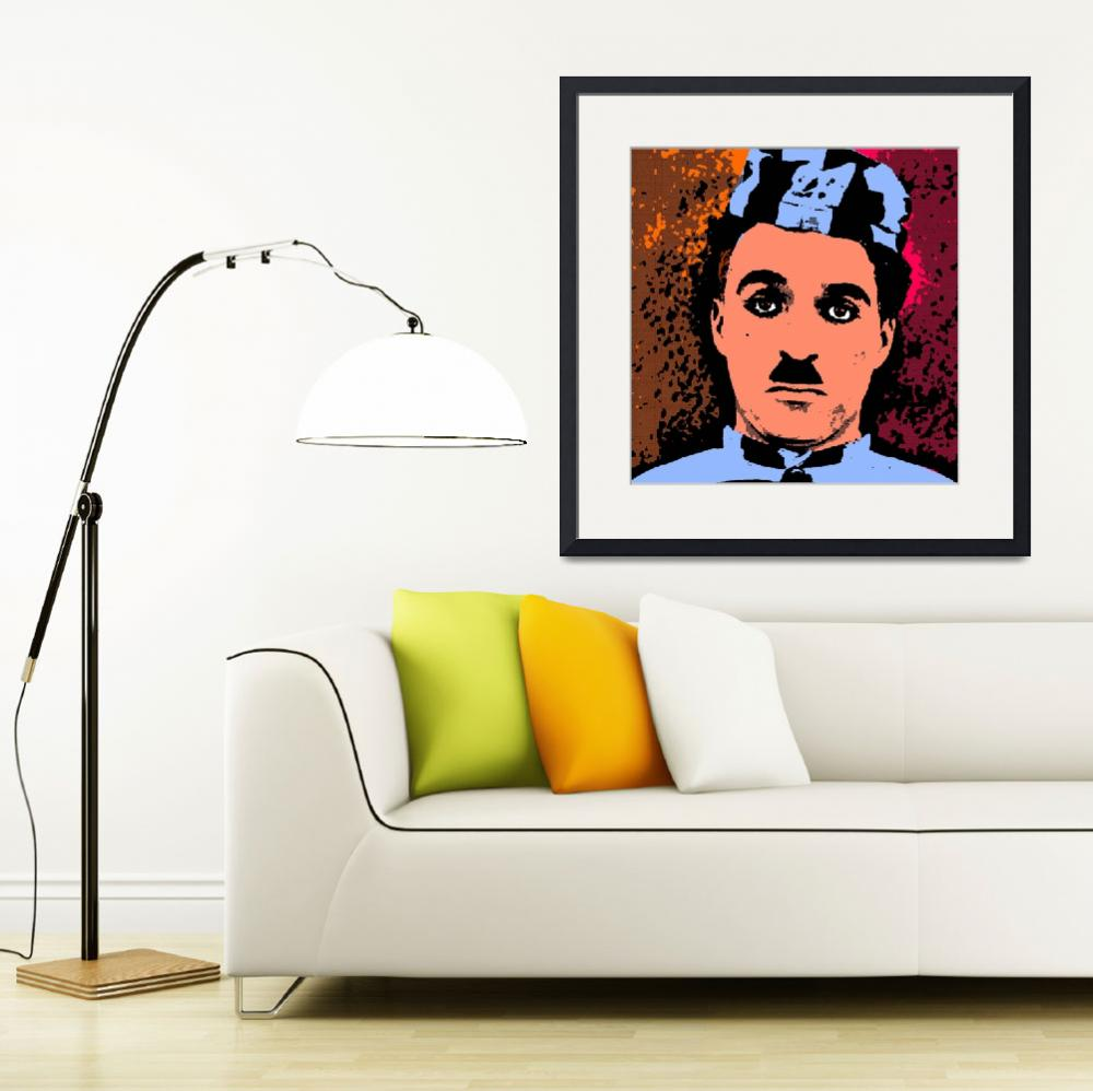 """""""CHARLIE CHAPLIN-4&quot  (2016) by thegriffinpassant"""