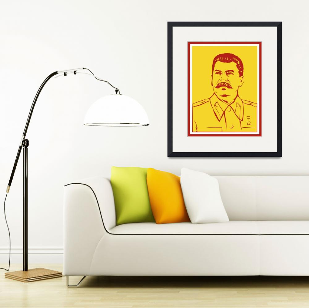 """""""Joseph Stalin&quot  by oldies"""