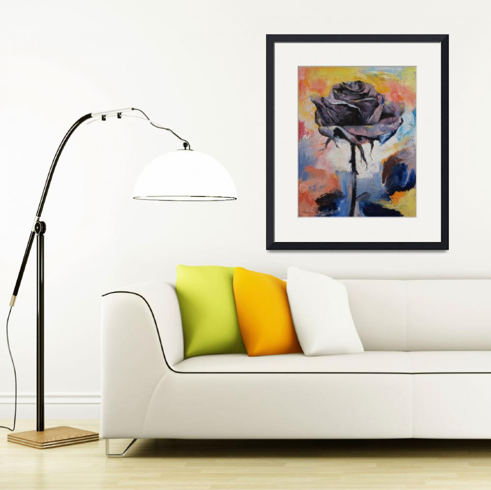 """""""Black Rose&quot  by creese"""
