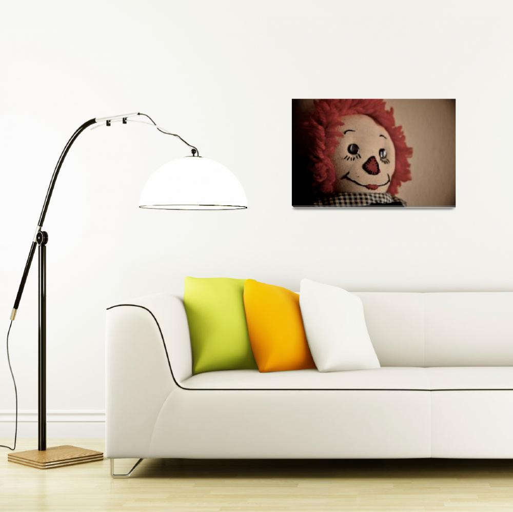 """Raggedy Portrait""  (2009) by Studio111"