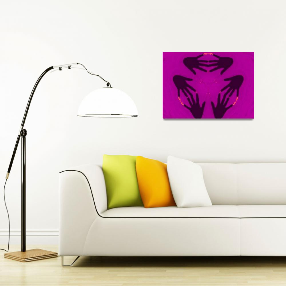 """Electric Aura The Gathering of Souls 3""  by Atlantis-Seeker-Art"