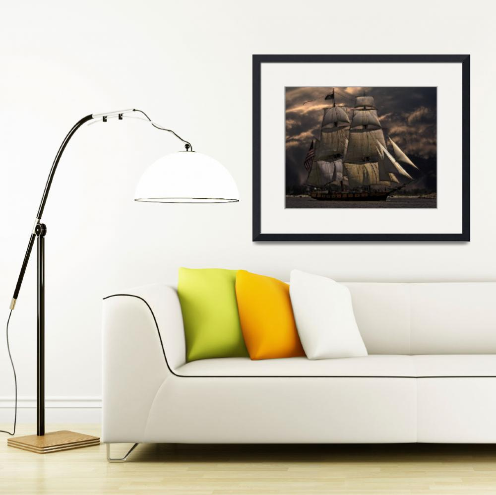 """""""sailing-ship-659758""""  by bestoffers"""