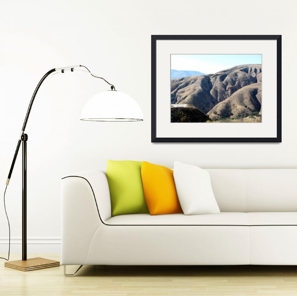 """""""Hills of Ventura County&quot  (2010) by prettypictures"""