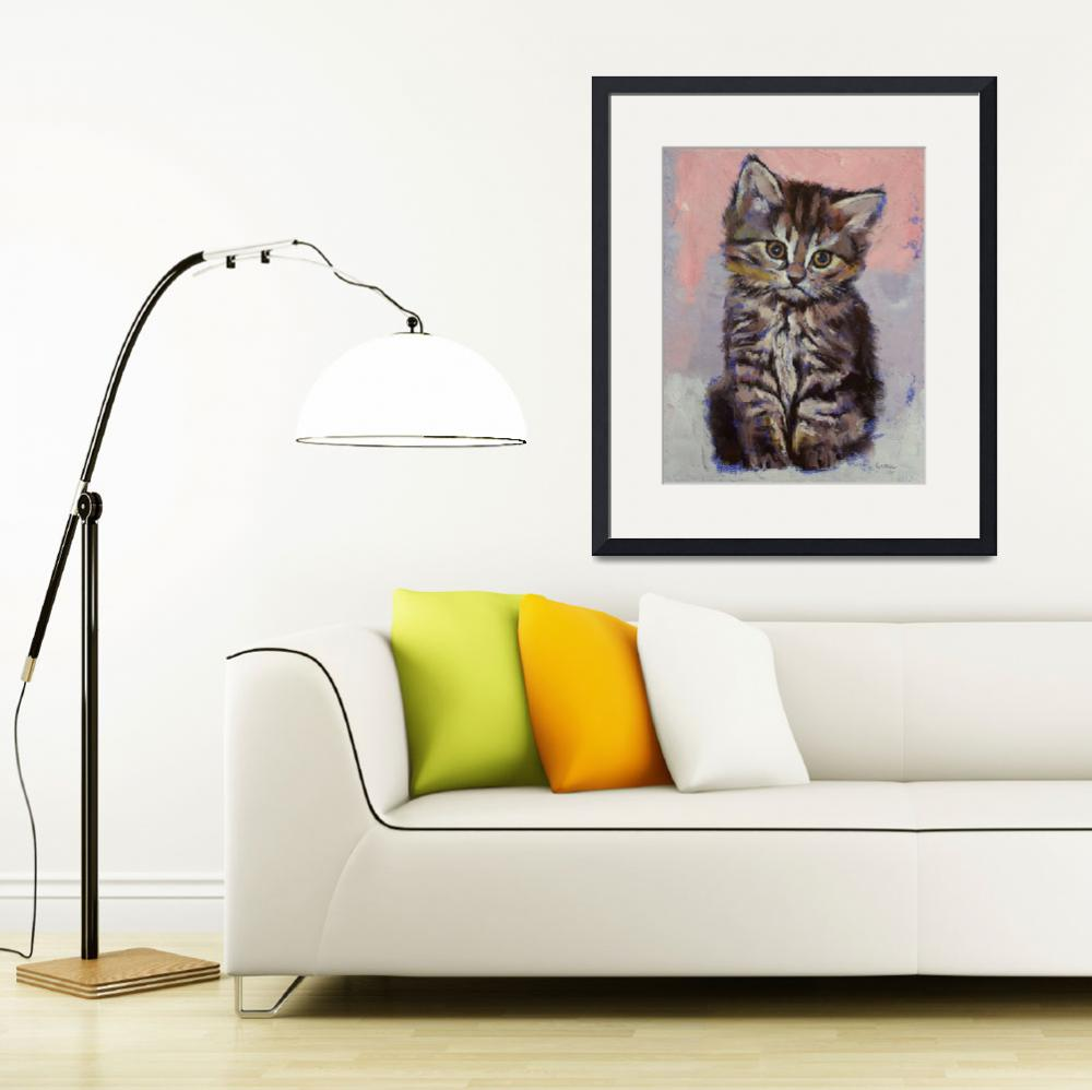 """""""Kitten&quot  by creese"""