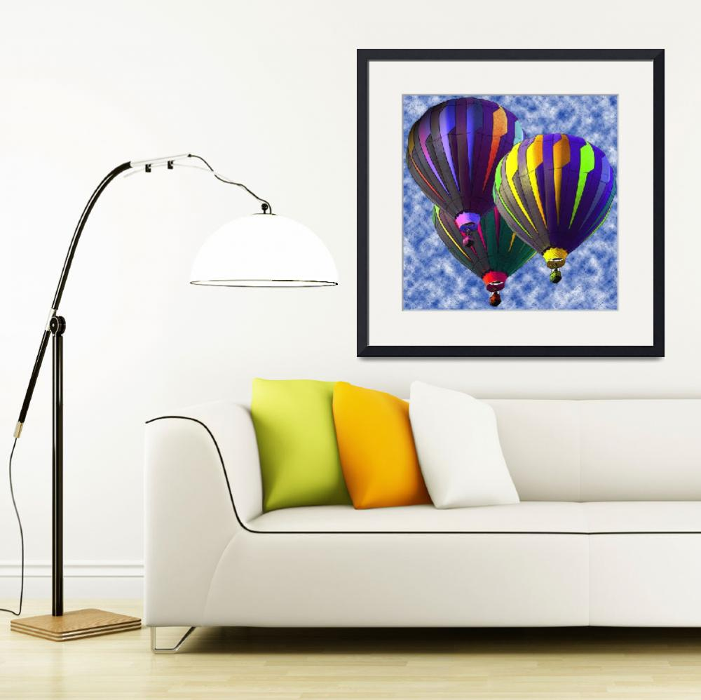 """""""Up Up and Away""""  (2011) by jnetto"""