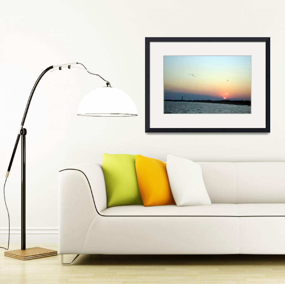 """""""Cape May Sunset""""  (2008) by lensnation"""
