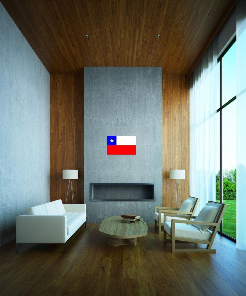 """Chile""  by tony4urban"