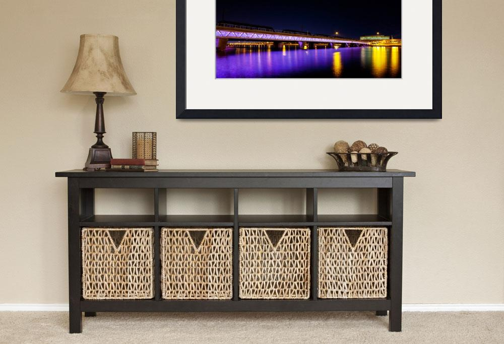 """""""Tempe Town Lake&quot  by Hatch1921"""