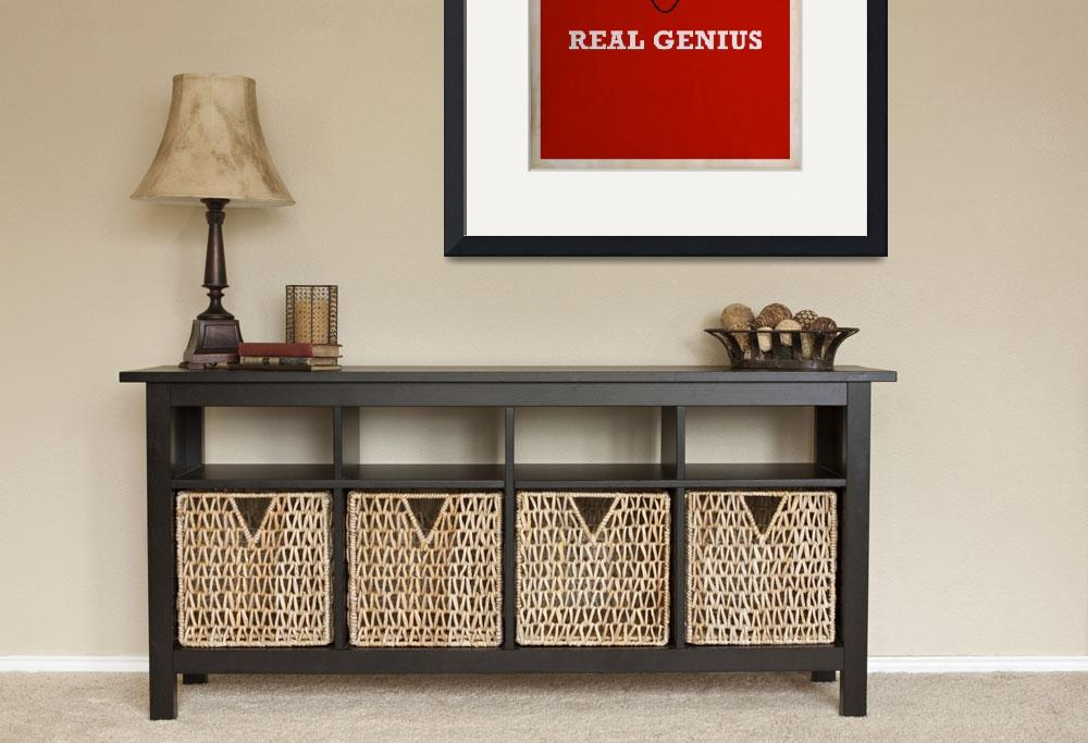 """Real Genius&quot  (2010) by BrickHut"