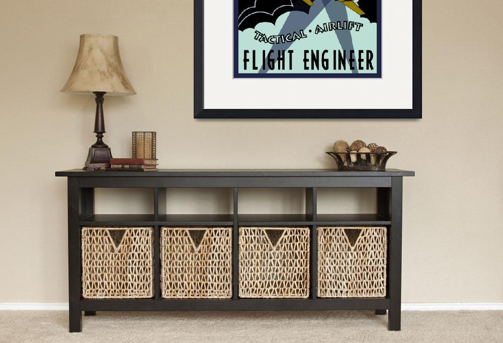 """""""Herk Deco - Flight Engineer Edition&quot  (2012) by mabrooks"""
