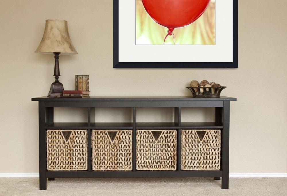 """""""Red Balloon&quot  (2009) by digitalife"""