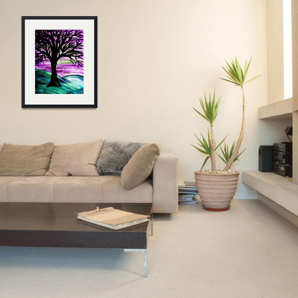 """""""Startree2""""  (2013) by aidao"""