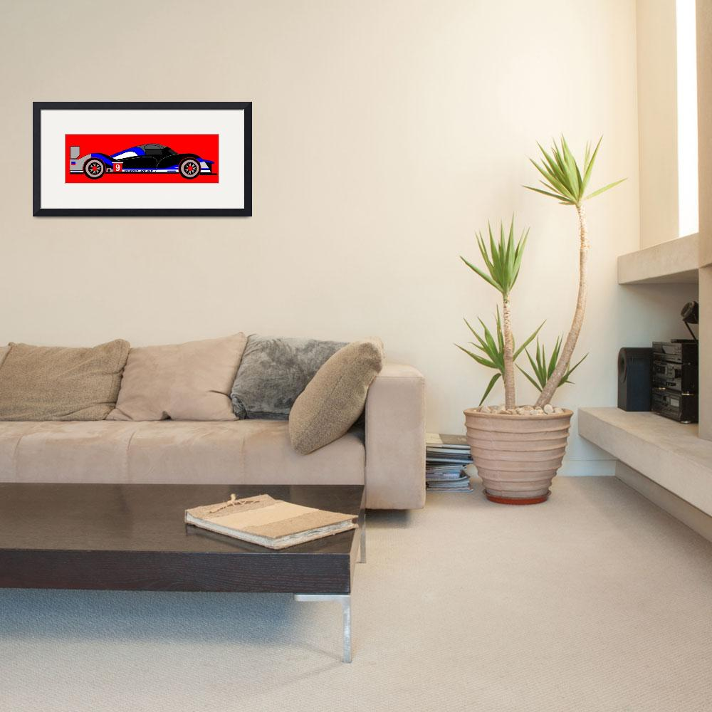"""""""Inspired by Peugeot 908 HDi FAP&quot  by Lonvig"""