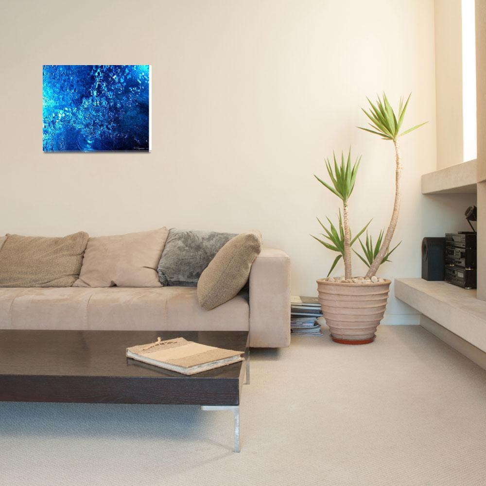 """New Water II""  (2009) by Artsandmoregallery"