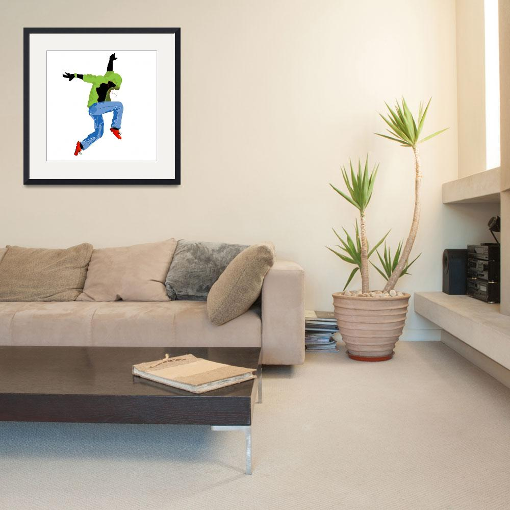 """""""groove dancer&quot  (2010) by lirch"""