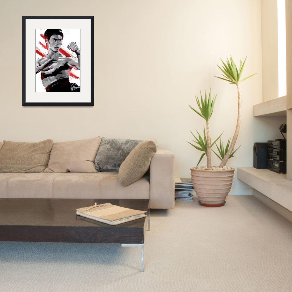 """""""Bruce Lee 5&quot  by nabakumov"""
