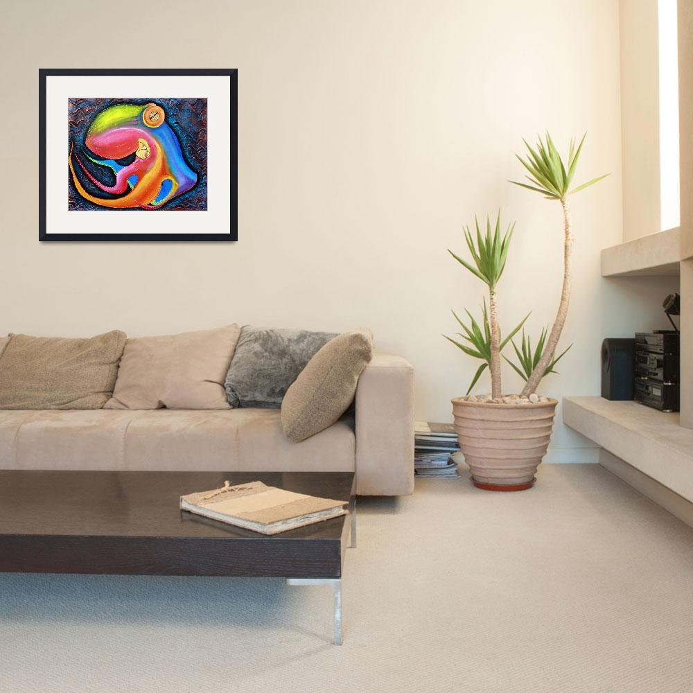 """""""Giant Octopus """"Sea Of Portugal""""&quot  (2013) by ArtPrints"""