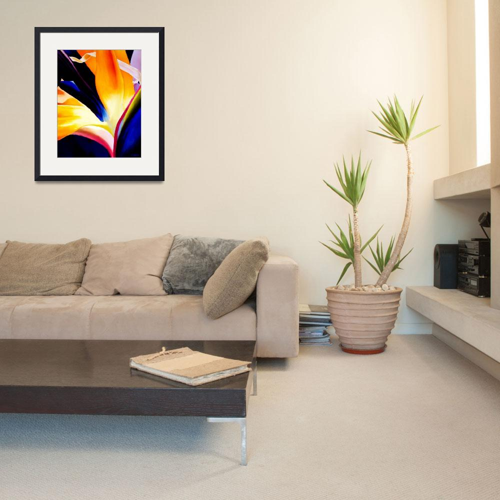 """""""Bird of Paradise""""  (2011) by theissen"""
