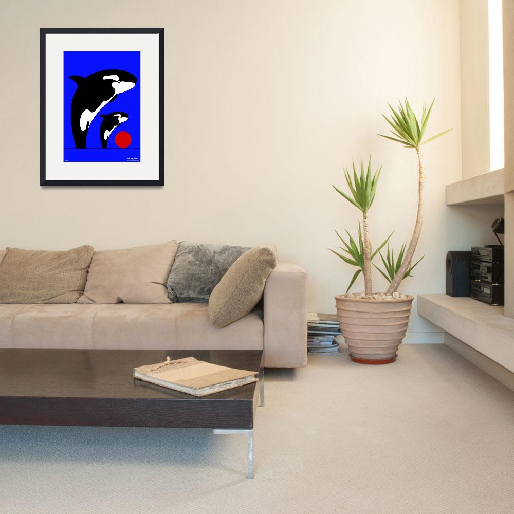 """""""San Diego - Art Gallery Selection&quot  by Lonvig"""