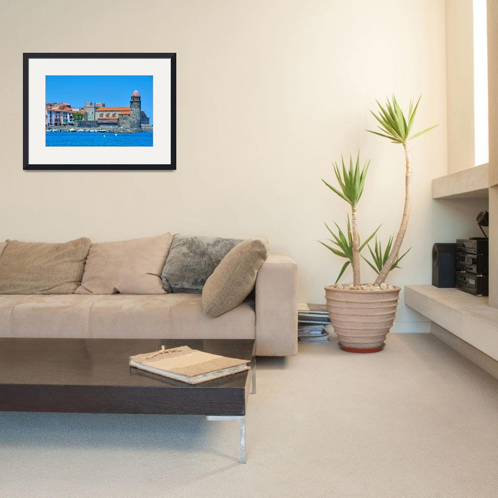 """""""Collioure&quot  (2011) by ImageArt-Photography"""