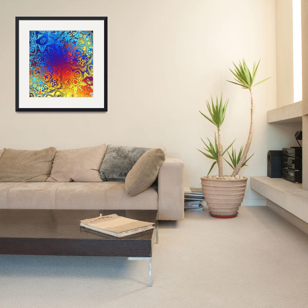 """""""Symmetry 25&quot  (2010) by Chicagoartist1"""