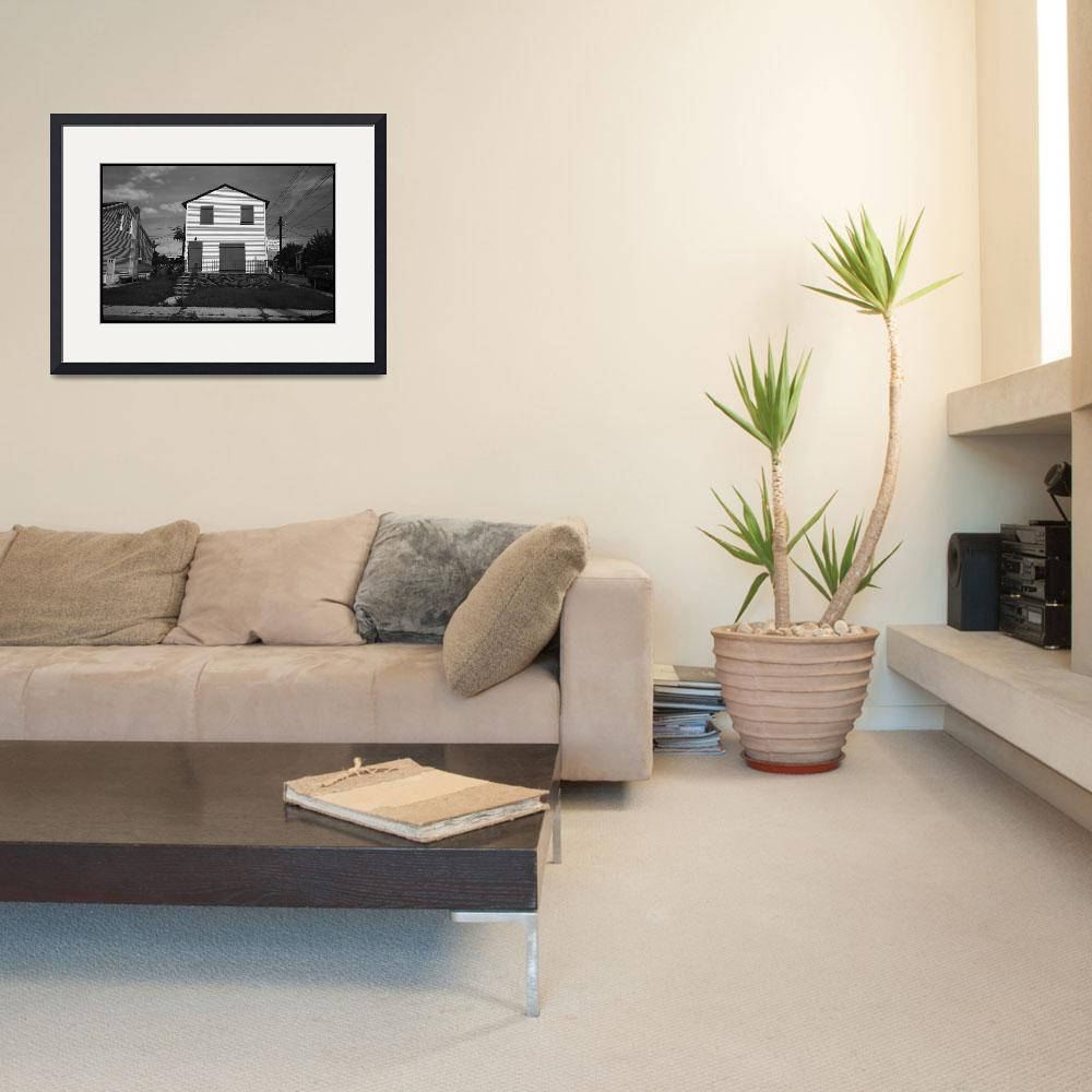 """""""House with Closed Apertures (House for Sale)&quot  by EdwardCoppola"""