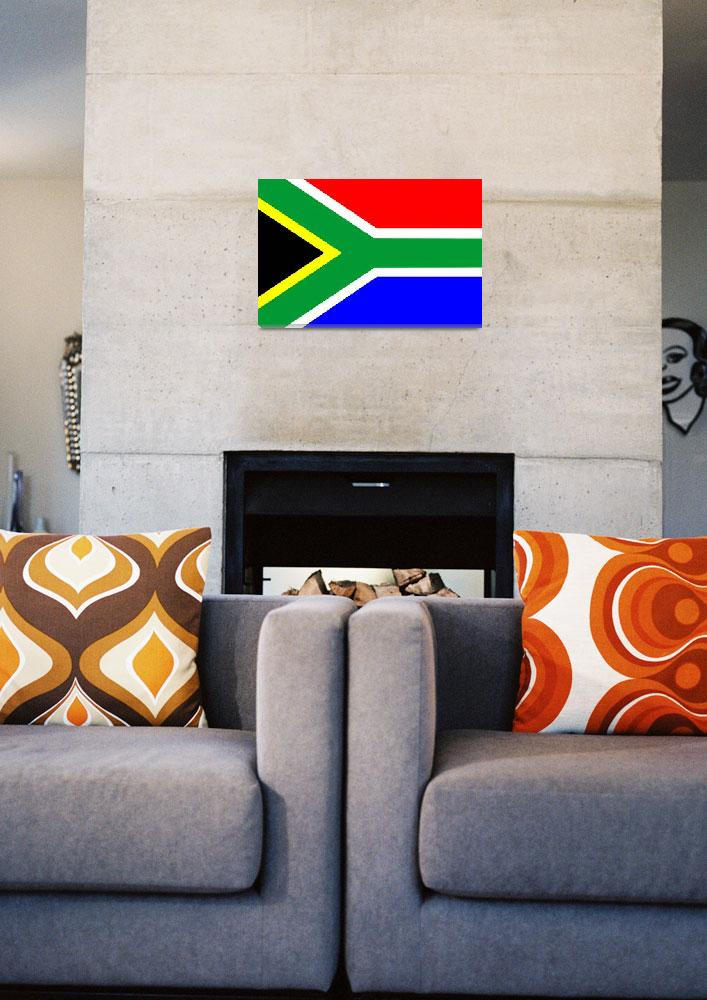 """South Africa""  by tony4urban"
