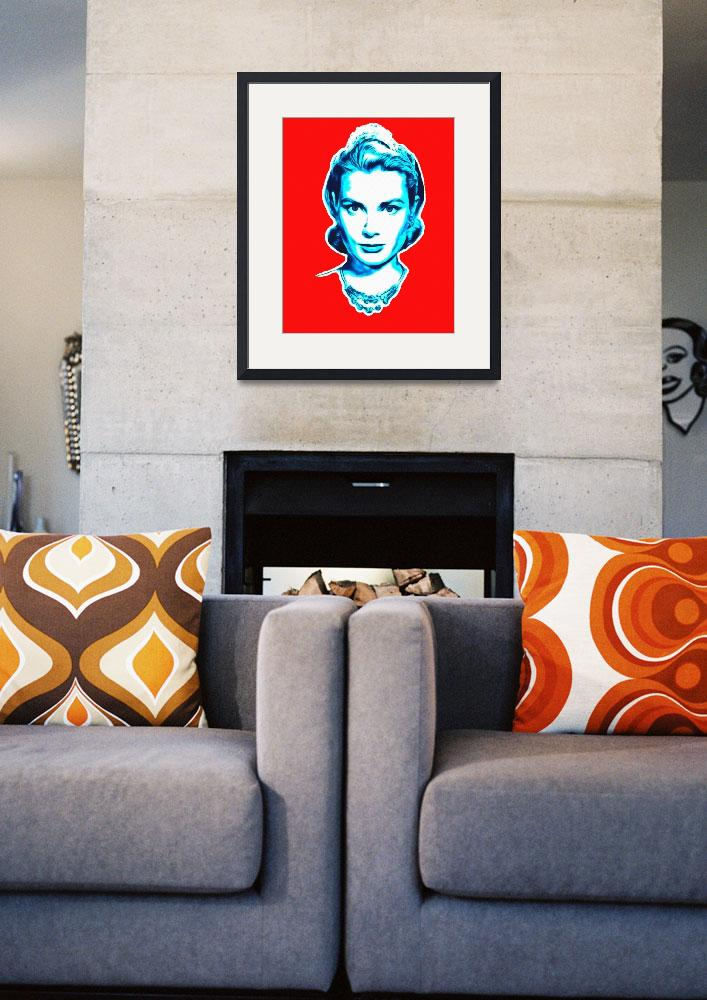 """""""Grace Kelly&quot  (2013) by ArtCinemaGallery"""