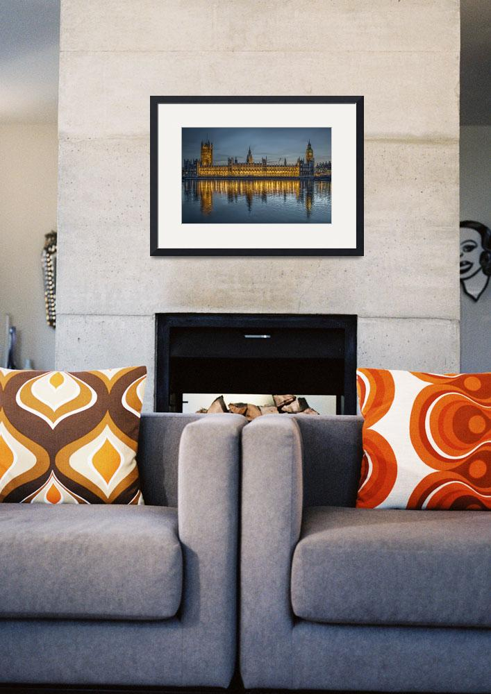 """""""Westminster Palace""""  (2008) by adrianturner"""