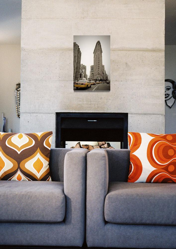 """Flatiron Building Manhattan New York City""  by AlanCopson"