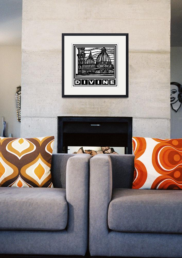 """631 Art Typography Framed Print&quot  by eddiealfaro"
