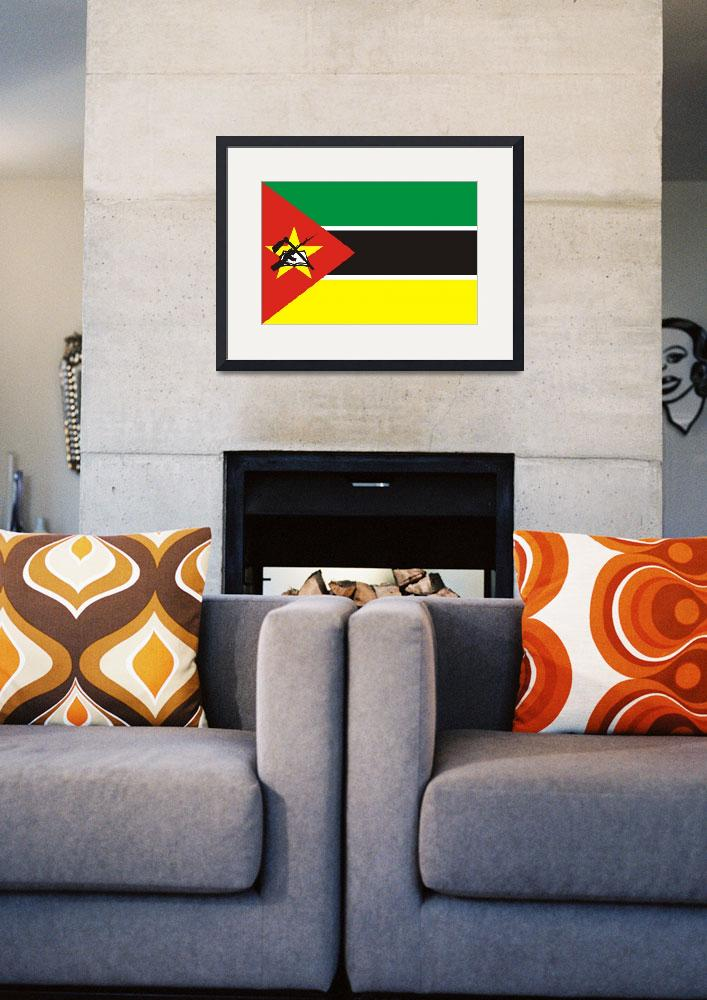 """""""Mozambique&quot  by tony4urban"""