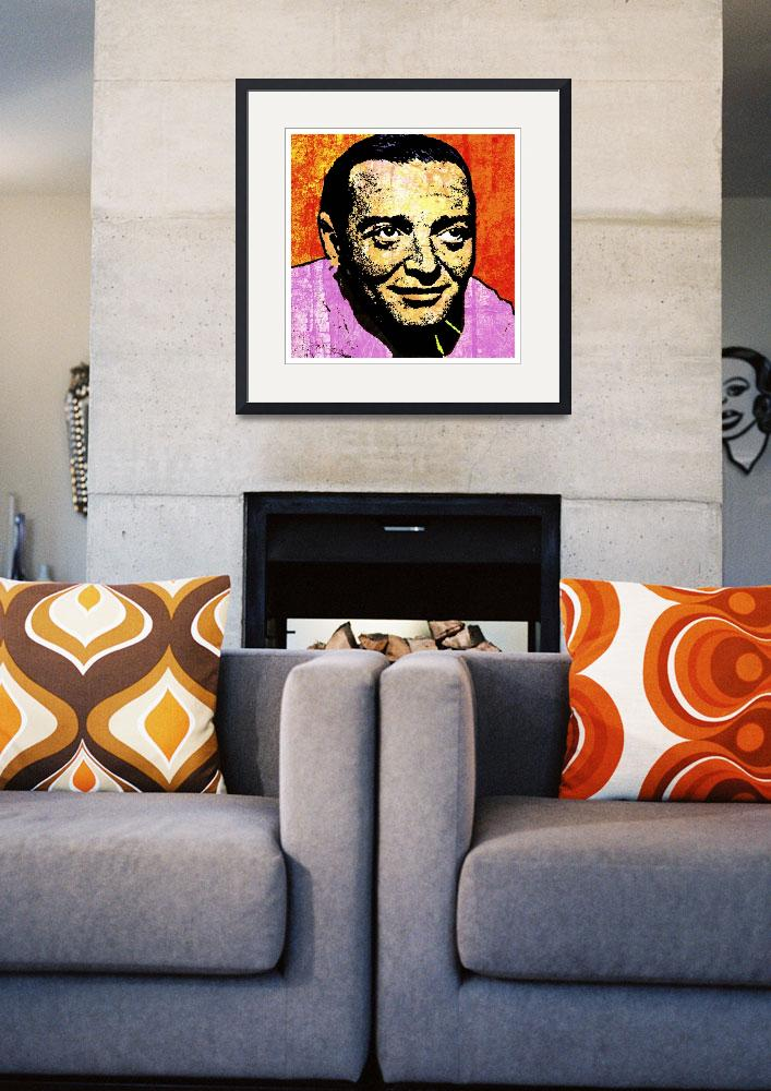 """""""PETER LORRE-2""""  (2016) by thegriffinpassant"""